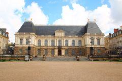 Rennes Parliament building Royalty Free Stock Image
