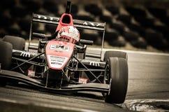 Rennfahrer Alex Lynn Lizenzfreie Stockfotografie