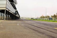 Rennstrecke der Formel 1 in Albert Park, Melbourne, Australien Stockfoto
