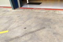 Rennstrecke der Formel 1 in Albert Park, Melbourne, Australien Stockbilder