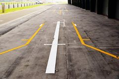 Rennstrecke der Formel 1 in Albert Park, Melbourne, Australien Lizenzfreie Stockbilder