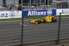 Rennwagen der Formel-1 Lizenzfreie Stockfotos