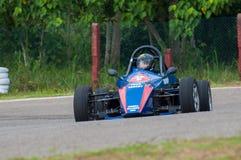 Rennwagen F1 in Sri Lanka Lizenzfreie Stockfotografie