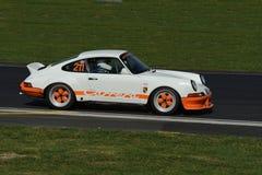 Rennwagen 964 Porsches 911 Lizenzfreies Stockbild