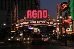 Reno Imagem de Stock