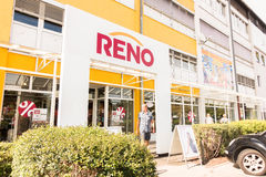 reno Photographie stock