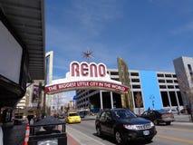 reno Lizenzfreies Stockfoto