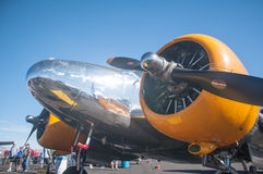 Reno Air Races Royalty Free Stock Images
