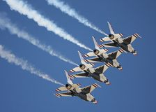 Reno Airshow, Airplanes, Air Show Royalty Free Stock Photo