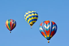 Reno Hot Air Balloon Festival Royalty Free Stock Images