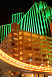 Reno la nuit Photo libre de droits