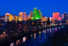 Reno, Nevada Stock Photos