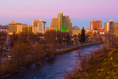 Reno, Nevada Royalty Free Stock Image