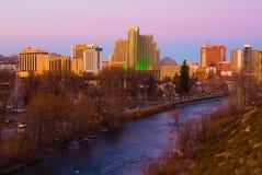 Reno, Nevada imagem de stock royalty free