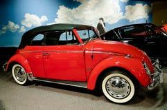 Reno, Nevada - December 30, 2016: Uitstekende auto's in Nationale A Royalty-vrije Stock Fotografie
