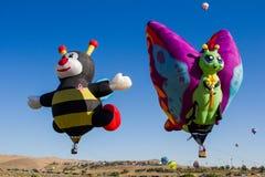 Reno Balloon Race stock images
