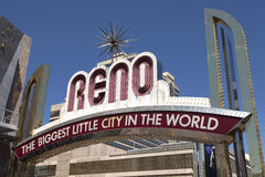 Reno NV. Stock Image