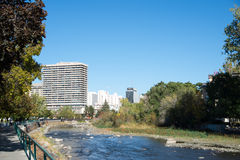 Reno RiverView Stock Image