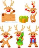 Reno Rudolph stock de ilustración