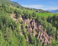 Renon or Ritten,Bolzano,South Tirol,Italy Royalty Free Stock Photos