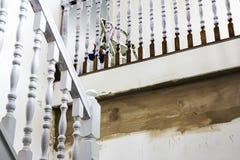 Renovação de Staricase Imagem de Stock Royalty Free