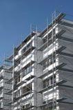 Renovação de um edifício velho Imagem de Stock