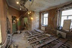Renovação do apartamento Imagem de Stock Royalty Free