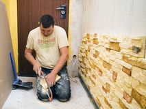 Renovação Home Imagem de Stock Royalty Free