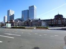 Renovação terminada estação do Tóquio Fotografia de Stock