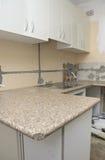 Renovações - cozinha Imagem de Stock Royalty Free