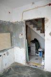 Renovación casera (cocina) imagen de archivo
