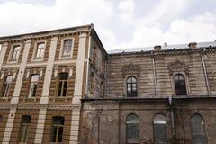 Renovación de la sinagoga Fotografía de archivo