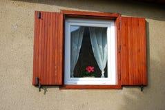 Renovación del obturador de la ventana Imagen de archivo