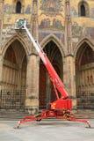 Renovação do mosaico Fotografia de Stock