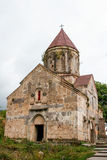 Renovated  Armenian church of Surb Grigor of Haghartsin monaster Royalty Free Stock Images