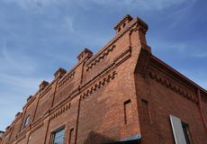 Free Renovated Durham Tobacco Warehouse Royalty Free Stock Photo - 130303325