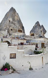 Renovated Koza Cave Goreme Cappadocia Royalty Free Stock Image