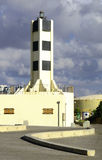 Renovated lighthouse. Royalty Free Stock Photography
