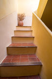 Renovated stair Royalty Free Stock Image