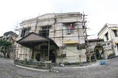 Renovating heritage building Stock Photo