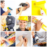 Renovation stock image