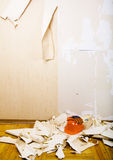 Renovation of house interior Royalty Free Stock Photography