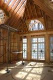 Renovation Interior. Interior under construction during a renovation project stock photos