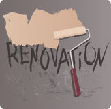 Renovation Royalty Free Stock Image