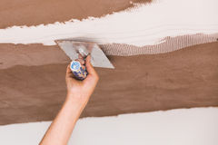 Renovation by professionals Royalty Free Stock Photos