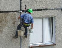 Renovation worker
