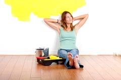 renovering Fotografering för Bildbyråer