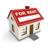 For rent Stock Image