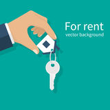 For rent house royalty free illustration