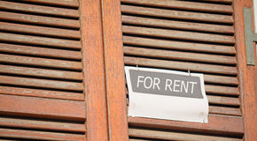 For rent Royalty Free Stock Images